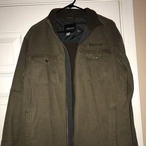 Men Marmot coat, never worn